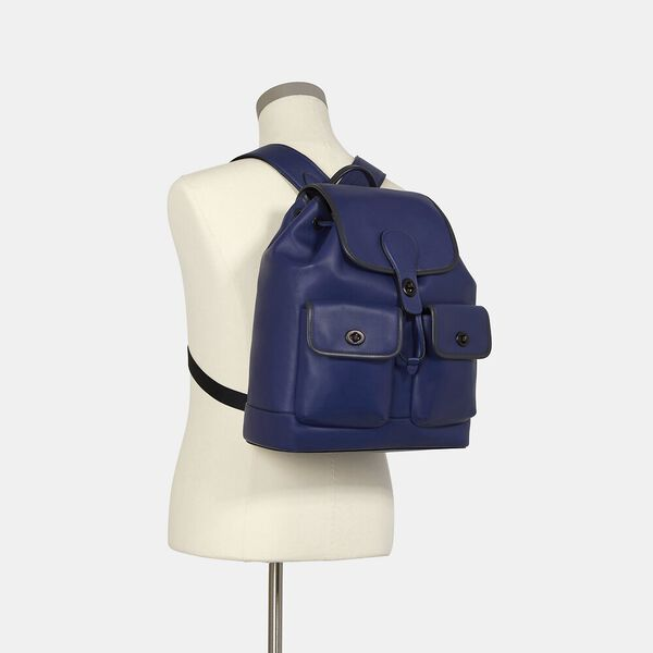Heritage Backpack, QB/INDIGO MIDNIGHT, hi-res
