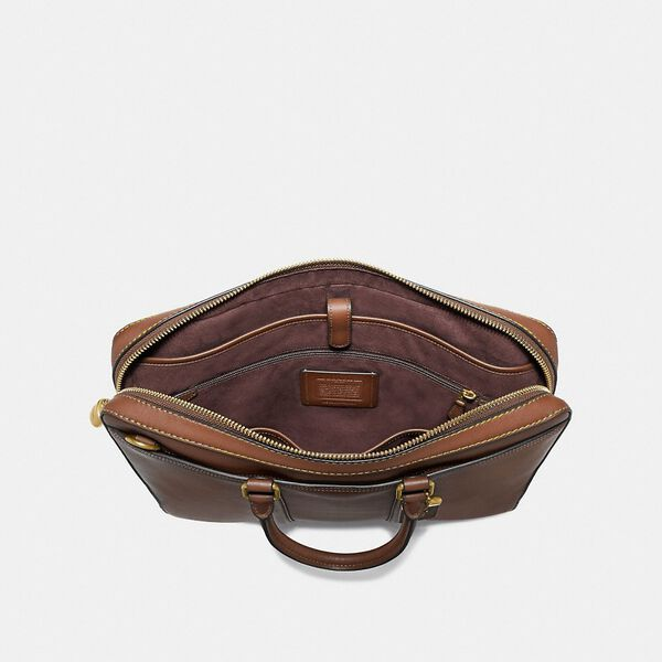 Metropolitan Slim Brief, OL/SADDLE, hi-res