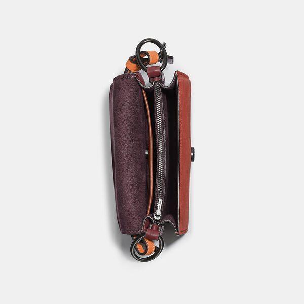 Beat Shoulder Bag 18 In Colorblock, V5/ORANGE RED SAND MULTI, hi-res