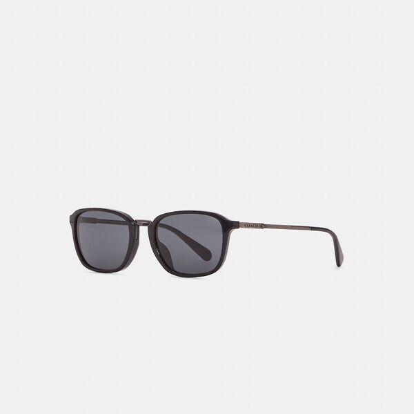 Signature Metal Frame Sunglasses