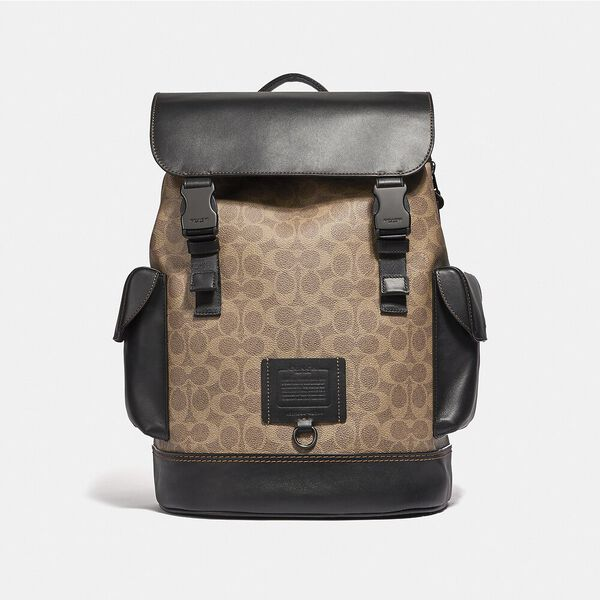 Rivington Backpack In Signature Canvas