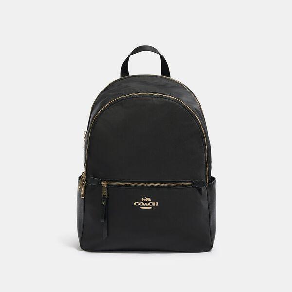 Addison Backpack, IM/BLACK, hi-res