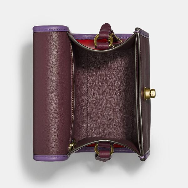 Turnlock Lunchbox Pouch In Colorblock, B4/Jasper Multi, hi-res