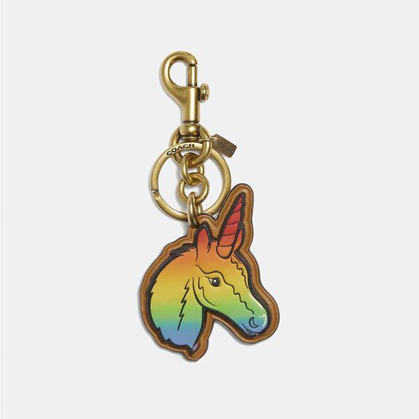 Rainbow Uni Bag Charm