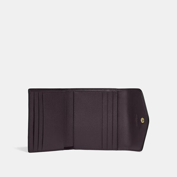 Wyn Small Wallet, LI/BLACK, hi-res