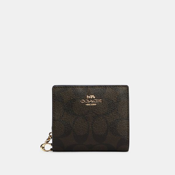 Snap Wallet In Signature Canvas