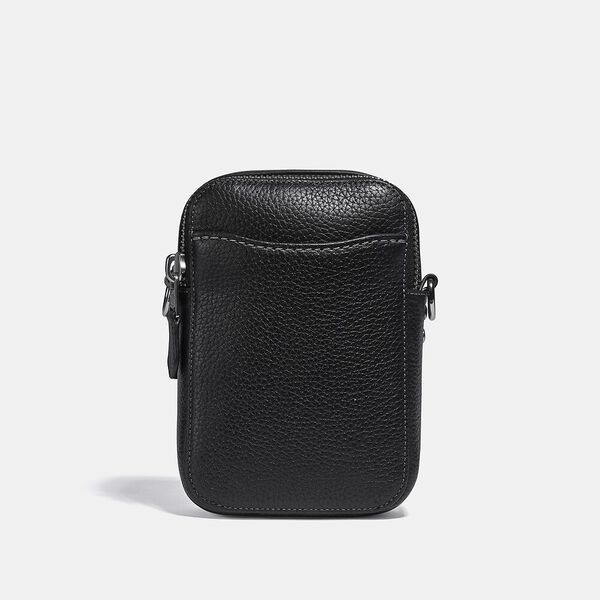 Coach X Jean-Michel Basquiat Rogue Crossbody 12 In Baseball, 0I/BLACK, hi-res