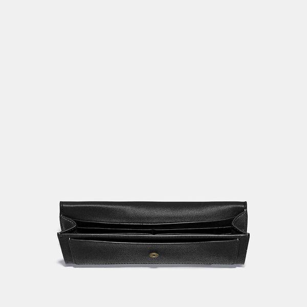 Wyn Soft Wallet, LI/BLACK, hi-res