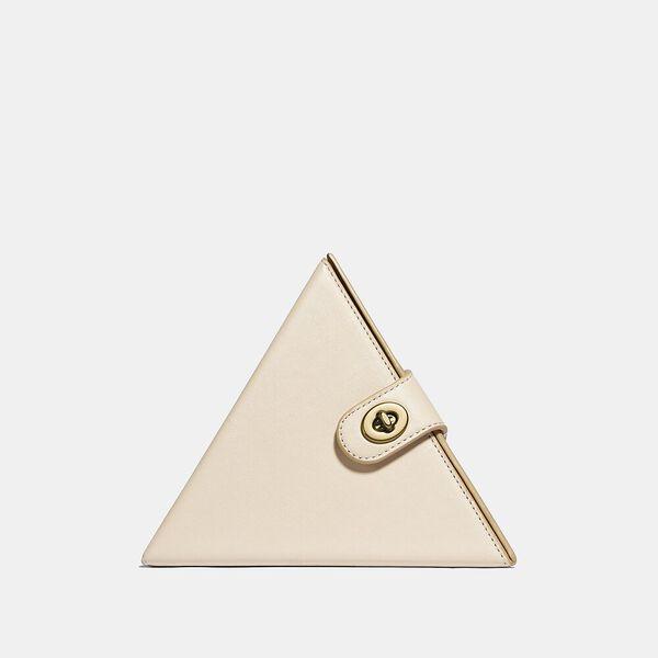 City Blocks Triangle Bag