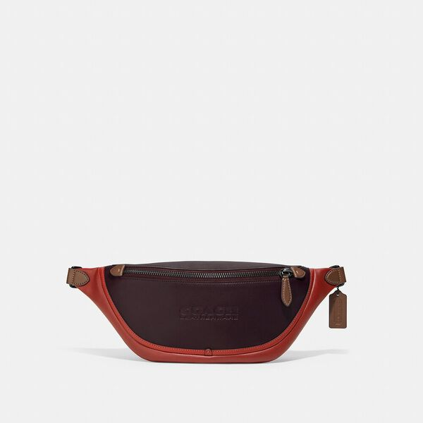 League Belt Bag In Colorblock