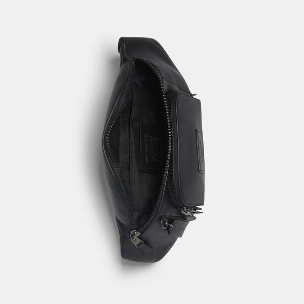 Track Belt Bag, QB/BLACK, hi-res