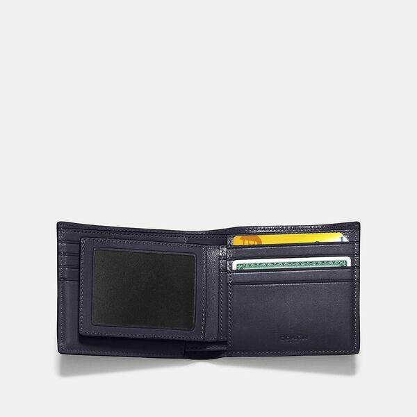 Compact Id Wallet, MIDNIGHT, hi-res
