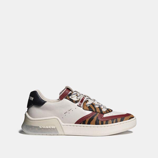 Citysole Court Sneaker, CHALK/BLACK CAMEL, hi-res