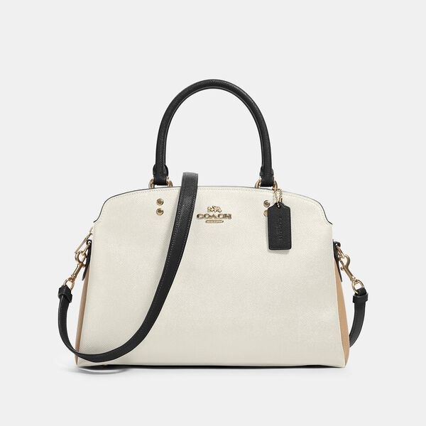 Lillie Carryall In Colorblock, IM/CHALK MULTI, hi-res