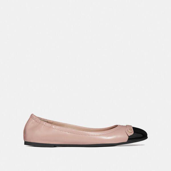 Brandi Ballet, BLACK/PALE BLUSH, hi-res
