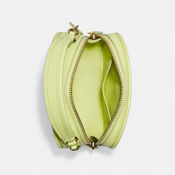 Lunchbox Top Handle With Quilting, B4/PALE LIME, hi-res