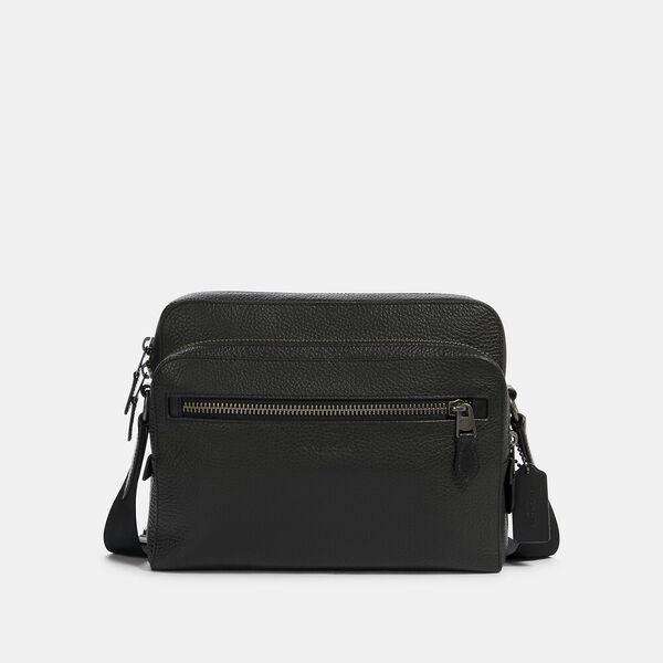 West Camera Bag, QB/BLACK, hi-res