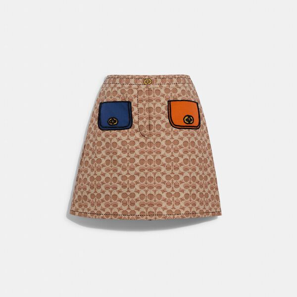 Trompe Loeil Skirt