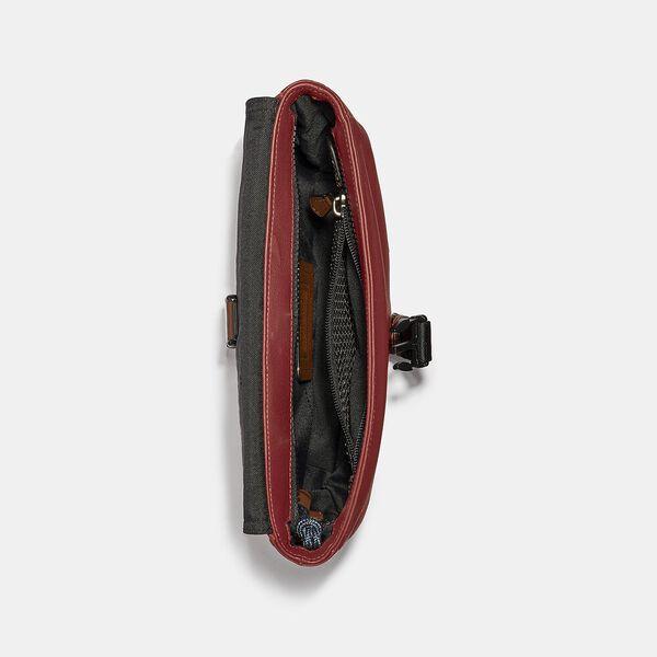 Pacer Belt Bag Crossbody With Coach Patch, JI/CARDINAL, hi-res