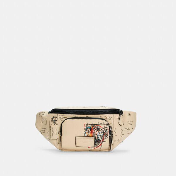 Coach X Jean-Michel Basquiat Track Belt Bag