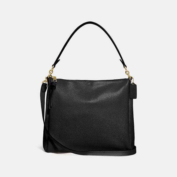 Shay Shoulder Bag, B4/BLACK, hi-res
