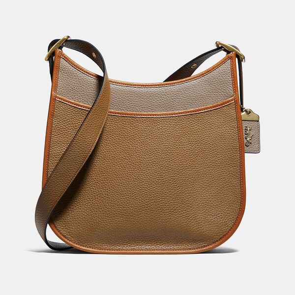 Emery Crossbody In Colorblock