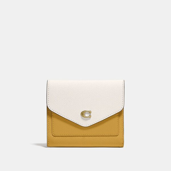 Wyn Small Wallet In Colorblock, B4/CHALK MULTI, hi-res
