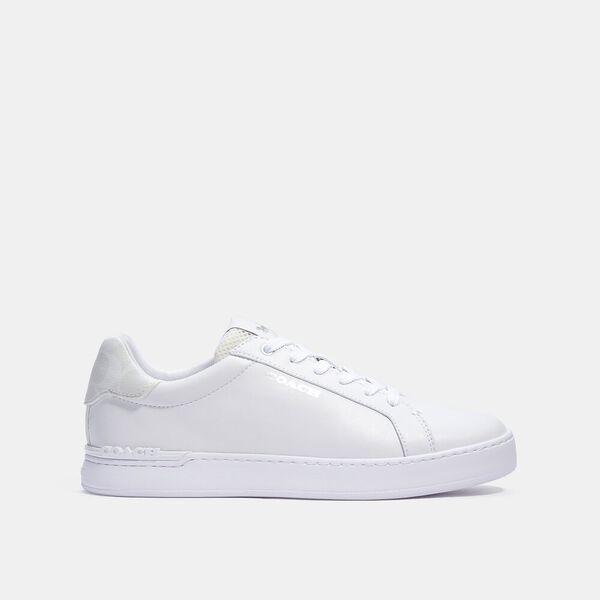 Clip Low Top Sneaker, CHALK OPTIC WHITE, hi-res