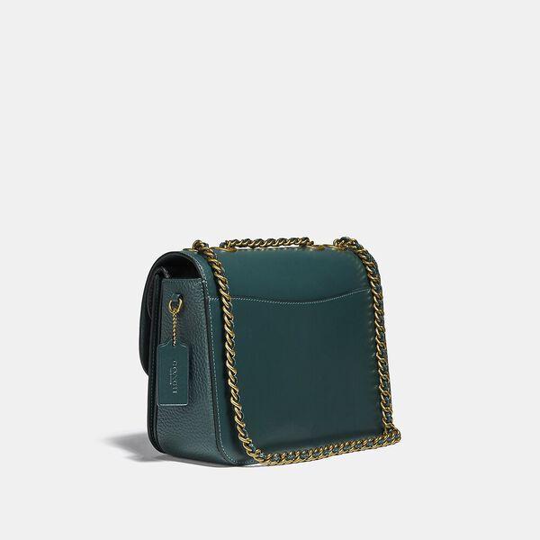 Madison Shoulder Bag, B4/FOREST, hi-res