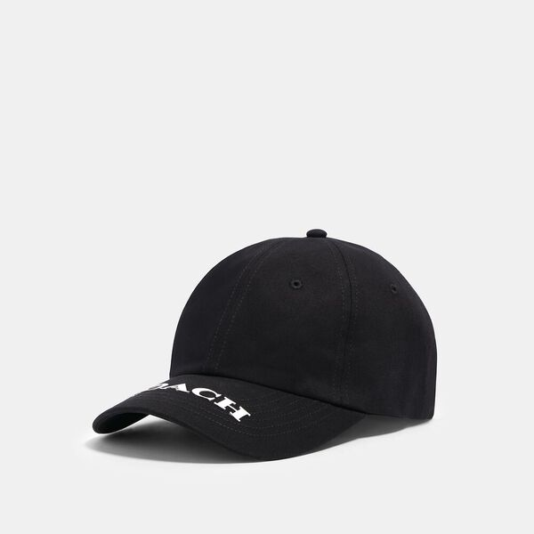 Signature Cap, BLACK, hi-res