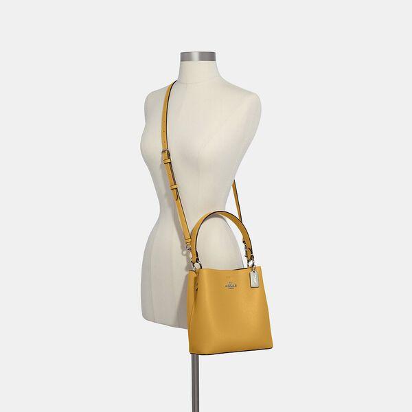 Small Town Bucket Bag, QB/HONEY/OXBLOOD, hi-res