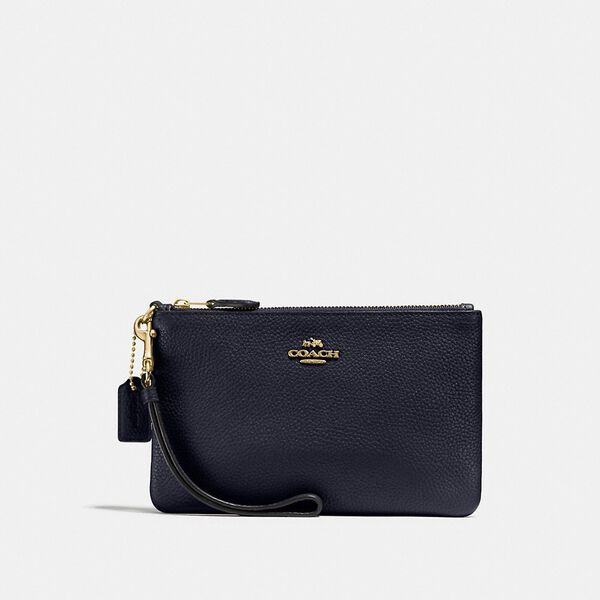 Small Wristlet, LI/NAVY, hi-res