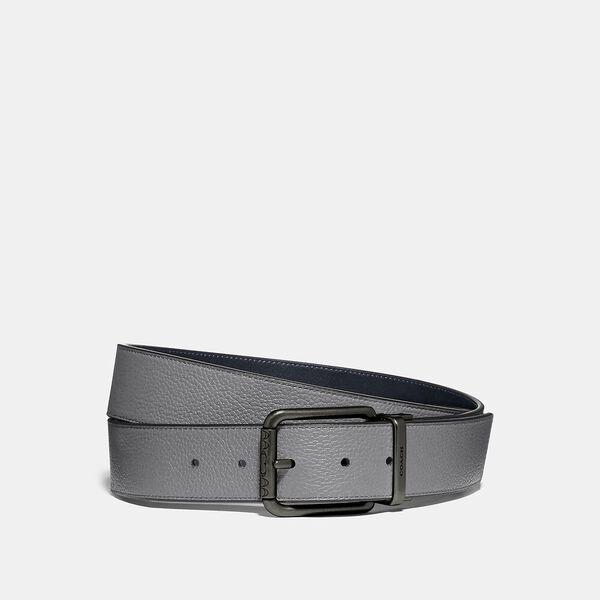 Roller Buckle Cut-To-Size Reversible Belt