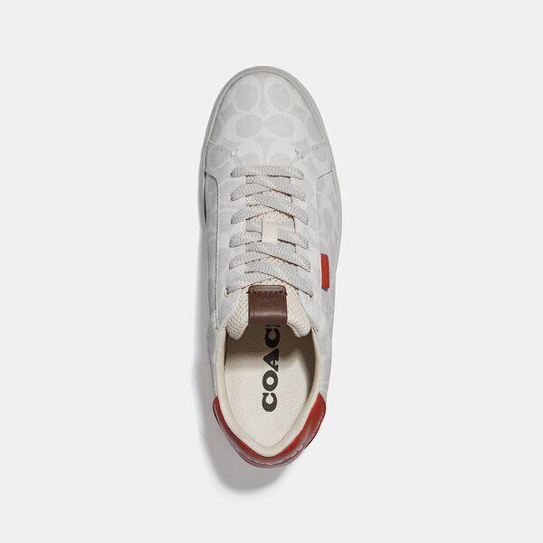 Lowline Low Top Sneaker, CHALK MANGO, hi-res