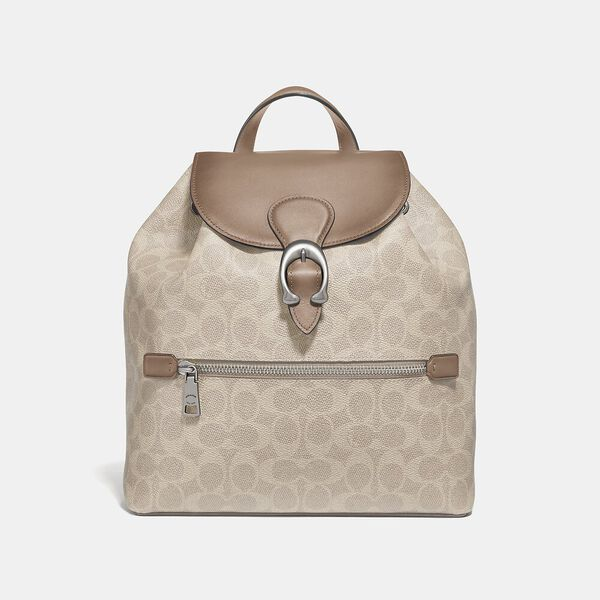 Evie Backpack In Signature Canvas