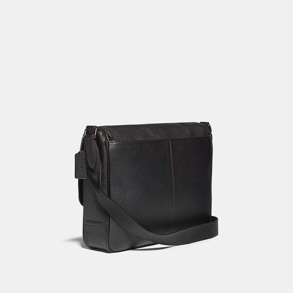 Metropolitan Soft Courier, QB/BLACK, hi-res