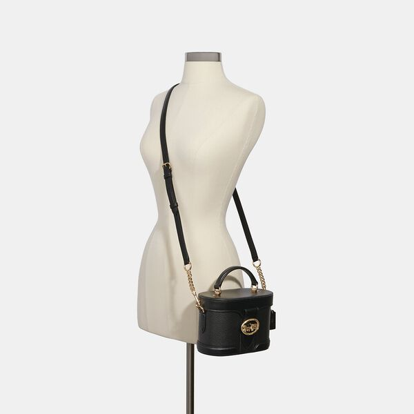 Georgie Gem Crossbody, IM/BLACK, hi-res