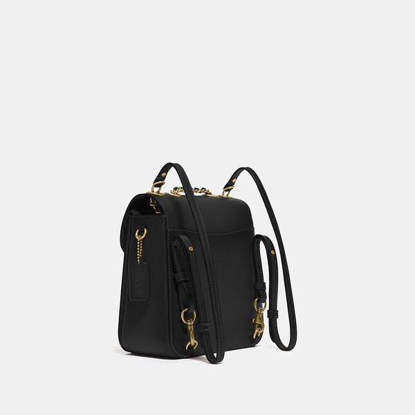 Madison Convertible Backpack 18, B4/BLACK, hi-res
