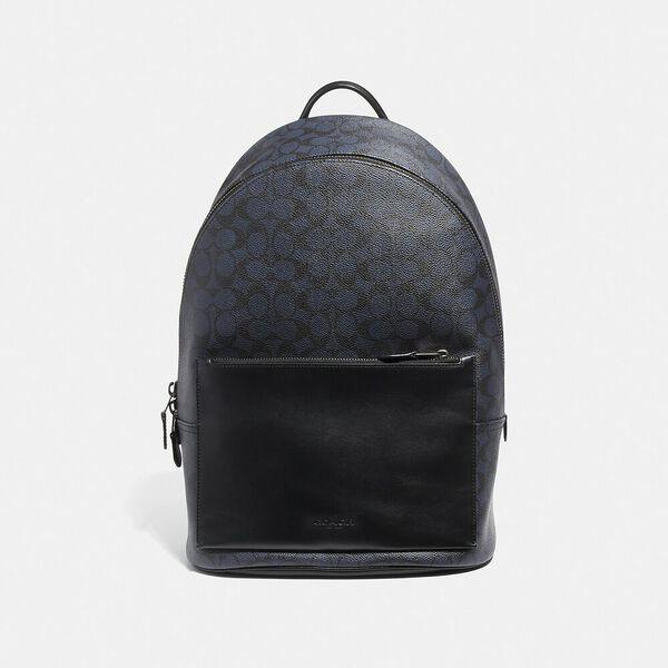 Metropolitan Soft Backpack In Signature Canvas