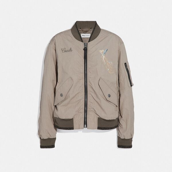 Disney X Coach Ma-1 Jacket