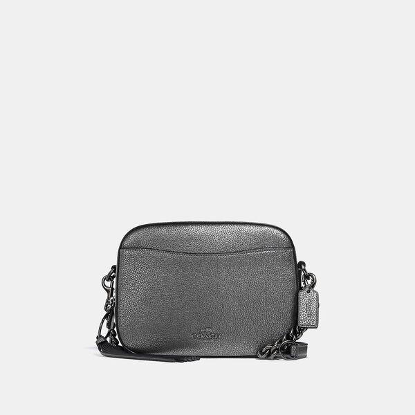 Camera Bag, GM/METALLIC GRAPHITE, hi-res
