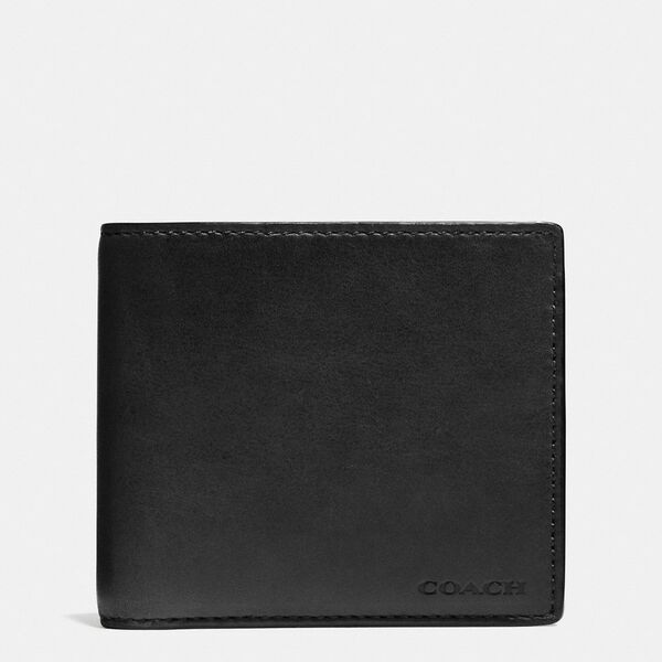 Coin Wallet, BLACK, hi-res