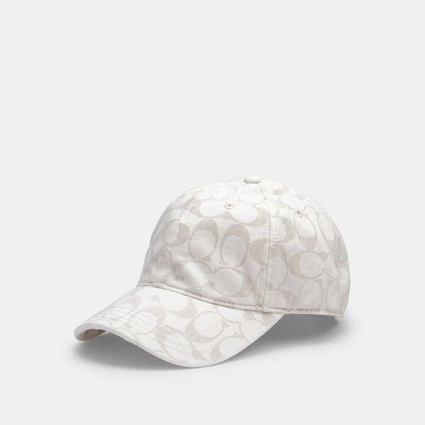 Signature Hat, CHALK, hi-res