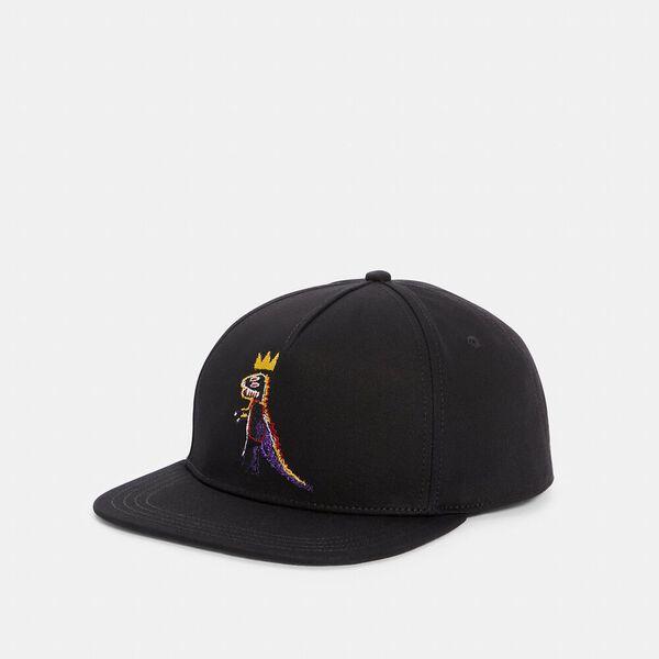 Coach X Jean-Michel Basquiat Hat, BLACK, hi-res