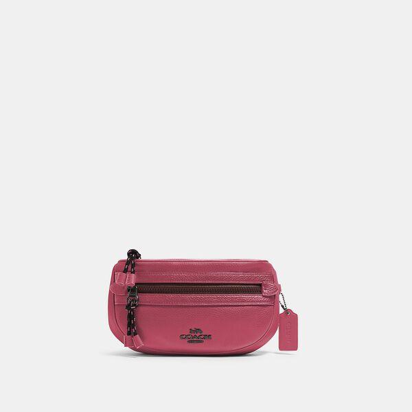 Vale Belt Bag, QB/DARK PINK, hi-res