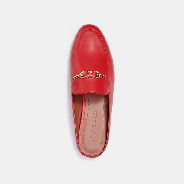 Sienna Slide, ELECTRIC RED, hi-res