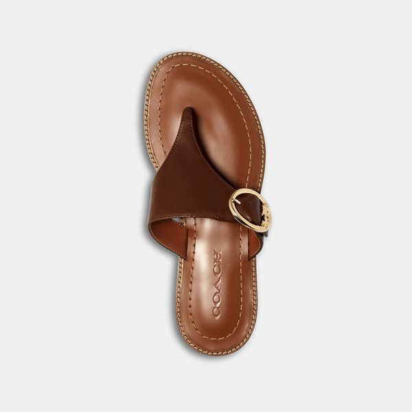 Lesli Sandal, SADDLE, hi-res