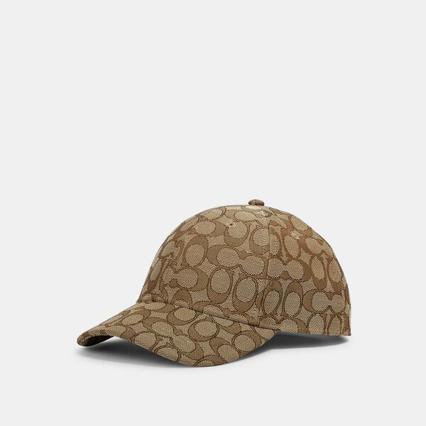 Hat In Signature Jacquard