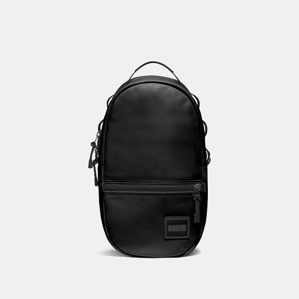 Pacer Backpack With Coach Patch, JI/BLACK, hi-res