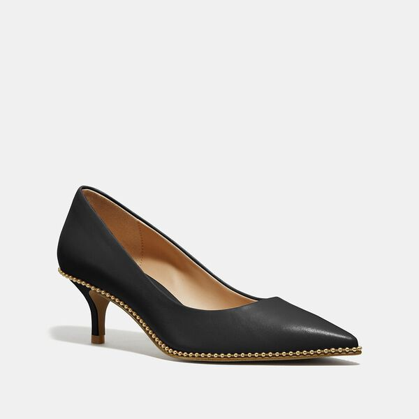 Jackie Pump, BLACK, hi-res
